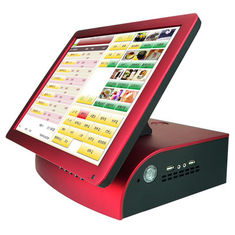 Fashionable Pos Touch All In One Terminal For Restaurant / Bar / Pub